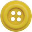 Let's Get Festive - Dark Yellow Button