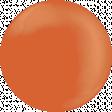 Let's Get Festive - Dark Orange Button