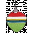 Let's Get Festive - Small Ornament Doodle 6