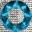 Let's Get Festive - Blue Gem Ring
