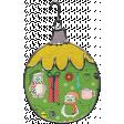 Let's Get Festive - Small Ornament Doodle 7