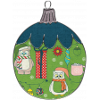 Let's Get Festive - Ornament Doodle 08