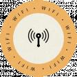 Wifi Word Art