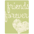 Friendship Day - Friends Forever Journal Card