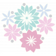 Time for the Fairies - Large Flower Sticker