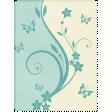 Shabby Wedding - Journal Card 2
