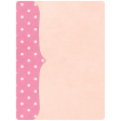 Shabby Wedding - Journal Card 6
