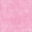 Shabby Wedding - Gingham Paper Pink