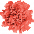 Spring Days - Coral Fabric Flower Element