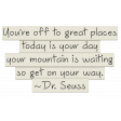 Oh The Places You Will Go - Word Art