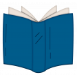 Back To School - Blue Book Element
