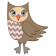 Walk On The Wild Side - Girl Owl Element