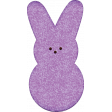 Easter - Purple Peep Bunny
