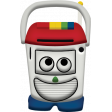 Toy Mike Radio Element