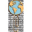 Around the World - Paper Clip Element