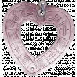 In Her Memory Mini Kit - Heart Charm