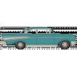 The Fab Fifties Kit - Car