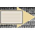 Organized Mess - Elements Kit - Journal Arrow