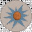 Organized Mess - Elements Kit - Button Fastener