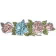 Grunge and Roses - Roses Chipboard