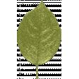 Grunge and Roses - Single Leaf