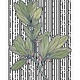 Pretty Pastels - Mini Kit - Leafy 02