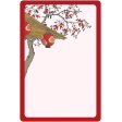 The Orient - Journal Cards - 3x2 Card 06