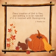 Autumn Gifts - Quotecard 1