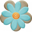 Ice Cream Delights - Flower 07