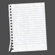 Ice Cream Delights - Notebook Paper 01