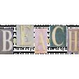 Fall Beach Vacation Embellishment 28