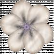 I Love Purple Flower #1