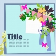 Crazy for Clusters #4 - scrap template