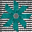 Enjoy Each Moment - Mini Kit Flower 2