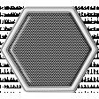 Enjoy Each Moment - hexagon brad 2