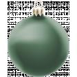 Retro Holly Jolly Ornament #14