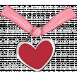 Strawberries & Chocolate - heart #1