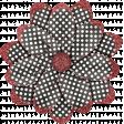 Ladybug Garden - flower #1