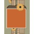 Homestead - journal/pocket card #2-1, 3x4