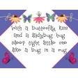 A Bug's World - pocket card #9
