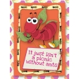 A Bug's World - pocket card #12