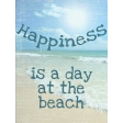 Just Beachy - journal/pocket card 3