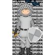 Renaissance Faire - knight
