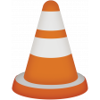Hit the Road - construction cone