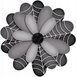 Spooktacular - flower 5