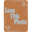 In the Pocket - 3x4 filler card #1-2