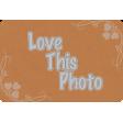 In the Pocket - 4x6 filler card, #1-3