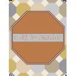 In the Pocket - 3x4 filler card #6-2