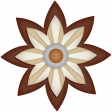 In the Pocket - flower 5