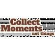 In the Pocket - word sticker #2